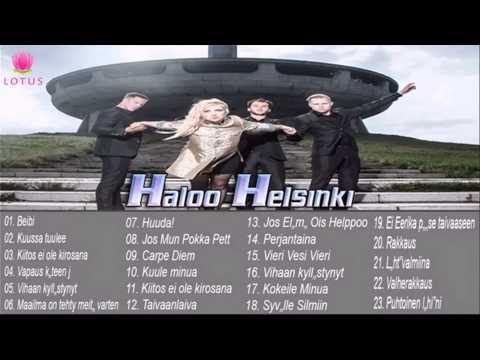 Haloo Helsinki! - Parhaita Kappaleita 2015 | Haloo Helsinki! greatest hits full album