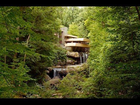 Frank Lloyd Wright, Fallingwater House