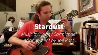 Stardust, arrangement by Joe Pass