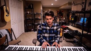 Alec Benjamin - Let Me Down Slowly (COVER by Alec Chambers) | Alec Chambers