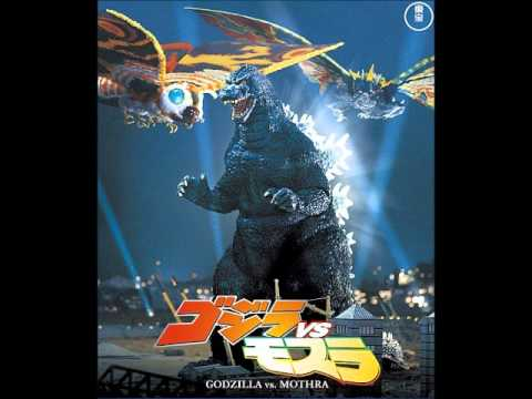 Gojira tai Mosura- Godzilla vs. Mothra OST