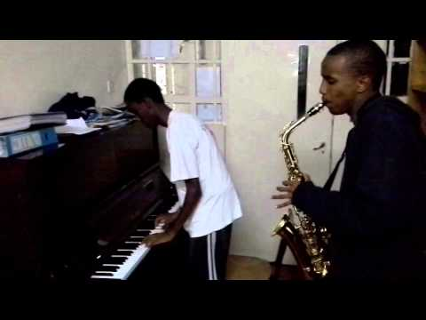 Lionel Richie Hello Sax cover-Mt Kenya Academy Senior School.