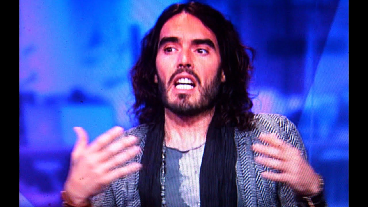 russell brand on drugs and yoga like jesus interviewed by god