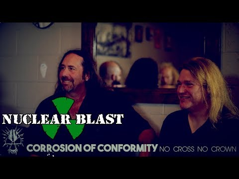 CORROSION OF CONFORMITY - Evolution in sound from their earliest days to now (OFFICIAL TRAILER)