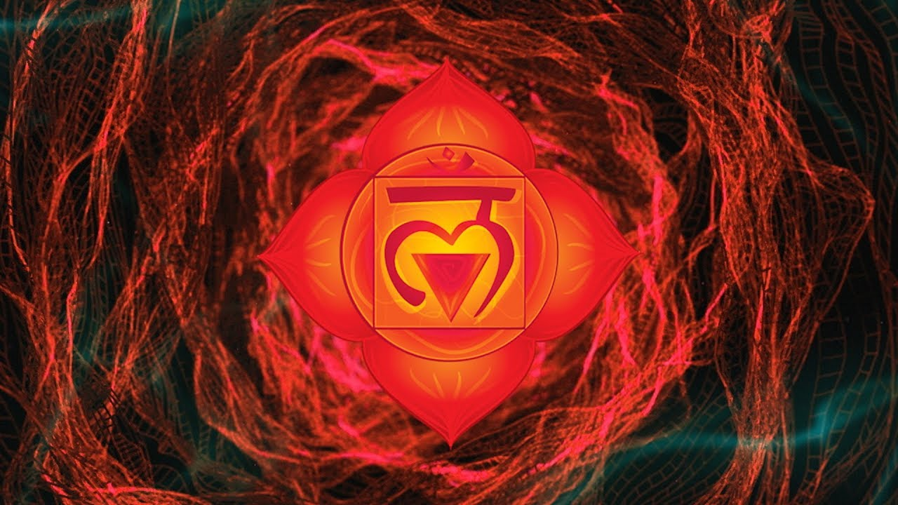Root Chakra Healing Chants ⁂ LET GO OF FEARS & INSECURITIES ⁂ Seed Mantra