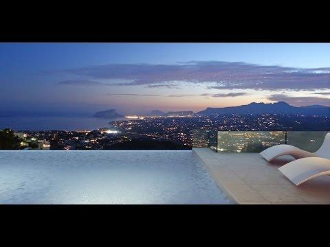 Cumbre del Sol Luxury Modern Property in the Marina Alta Costa Blanca North