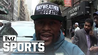 Floyd Mayweather Says Conor McGregor Fight s Still Possible | TMZ Sports