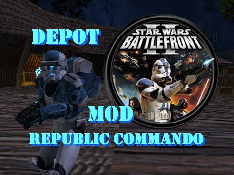 Star Wars Battlefront II - Republic Commando - Kashyyyk Depot