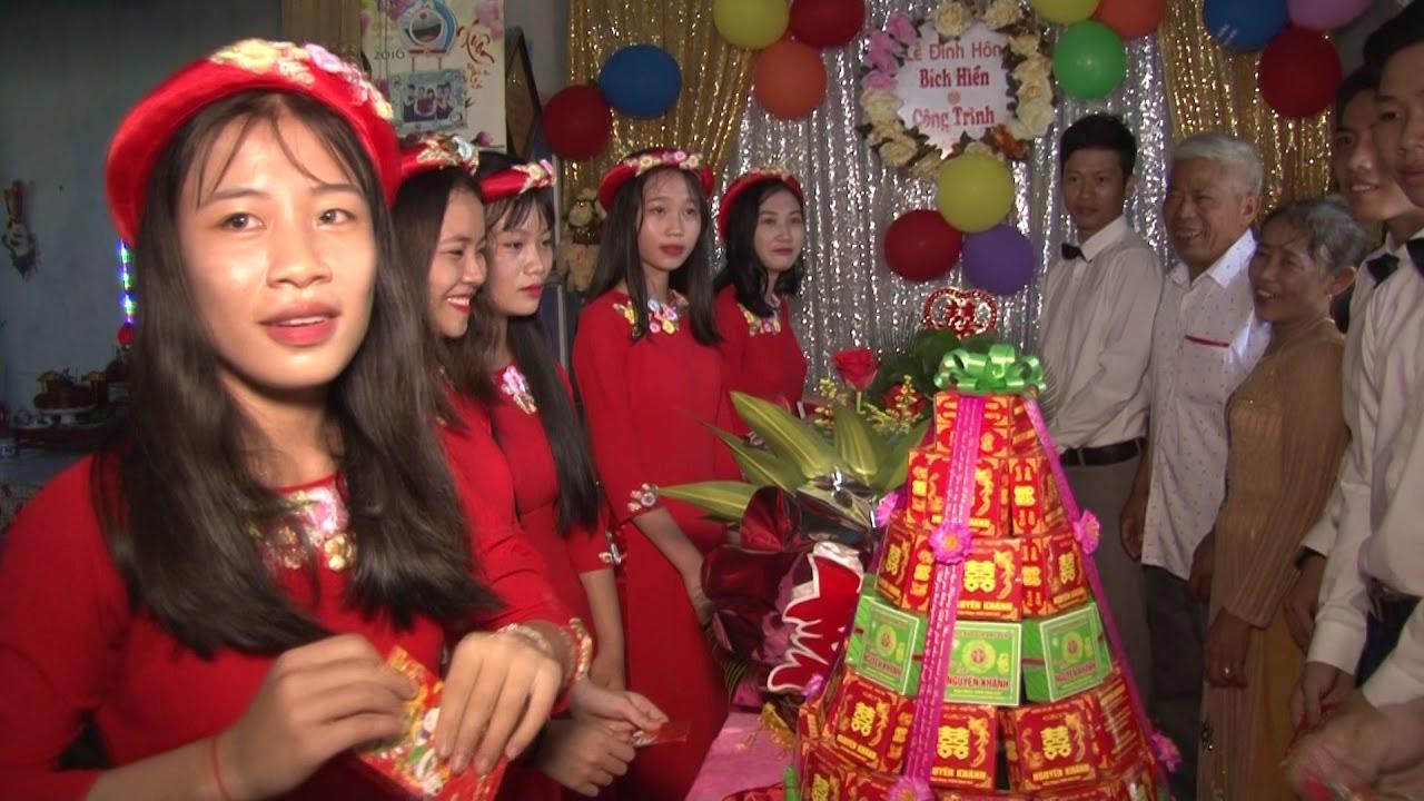 Phim cưới Công Trình & Bích Hiền - PC002