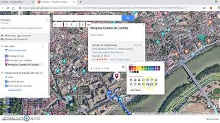 Tutorial Mapeo desde Google Maps