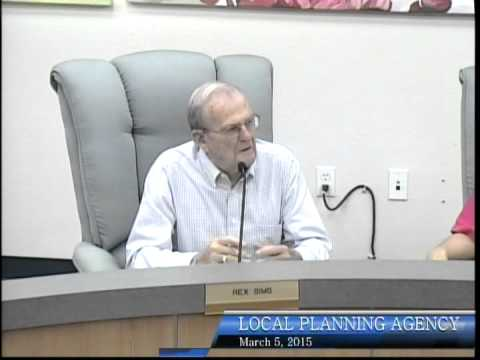 City of Bonita Springs, Local Planning Agency Meeting, March 5th, 2015 - Part 2