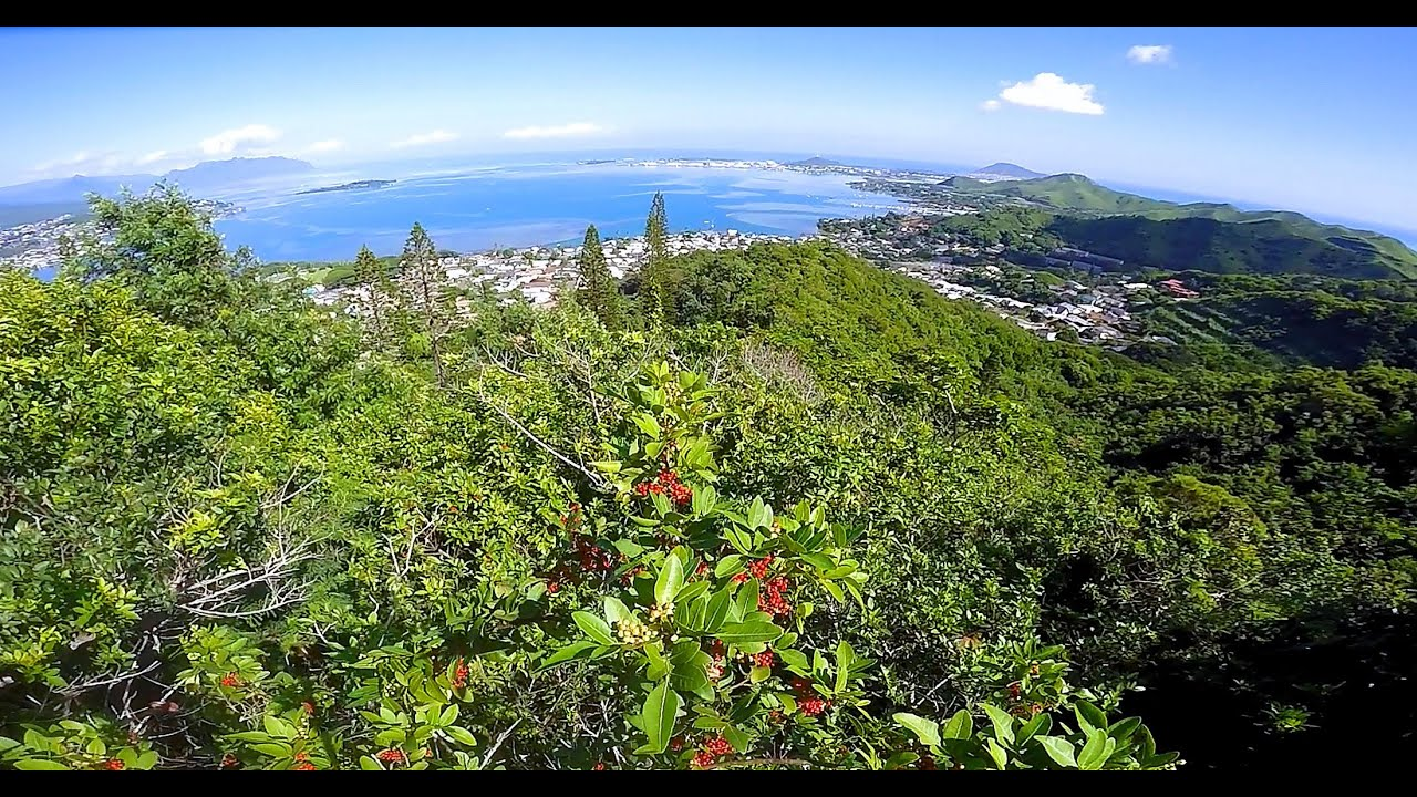 Friendship Gardens Kaneohe Hike, Oahu, Hawaii (GoPro 4 Silver)