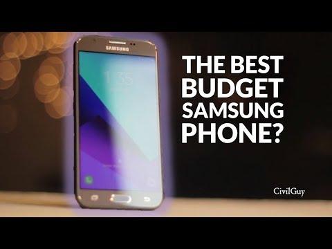 Best Budget Samsung Phone 2017?