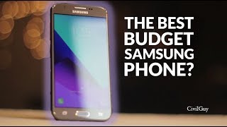 Best Budget Samsung Phone 2017?