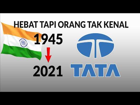 Tata Motors - Pengeluar Automotif India Yang Orang Tak Tahu