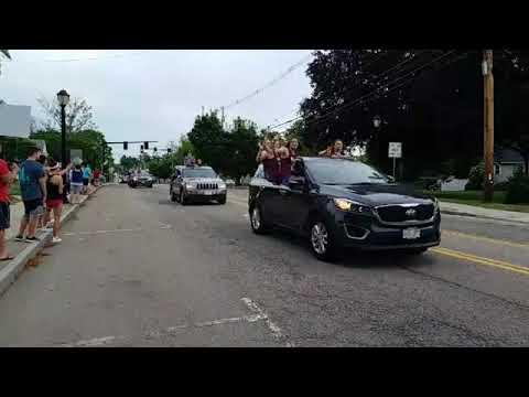Millis High School Class of 2020 Rolling Rally