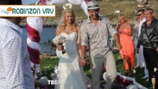 Свадьба в Греции Александр и Ольга