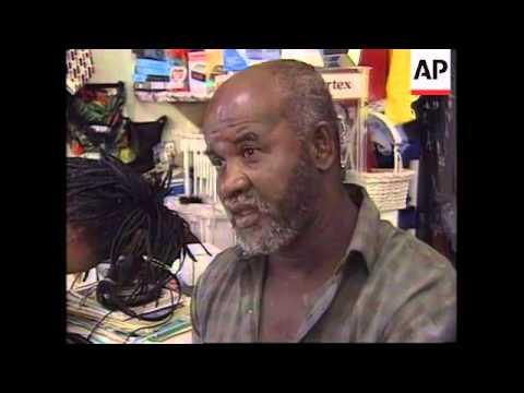 Montserrat - Life for remaining islanders