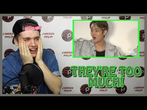 BTS FULL PEOPLE MAGAZINE INTERVIEW REACTION [ENGLISH TIME]