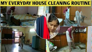 MY MORNING ROUTINE WITH COMPLETE HOUSE CLEANING   INDIAN HOUSEWIFE FULL HOUSE CLEANING ROUTINE