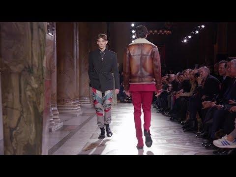 Berluti Men's AutumnWinter 20192020 Fashion Show