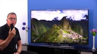 Sony S85 Series KD55S8505CB 3D 4K Ultra HD LED TV (YouTube 4k setting)
