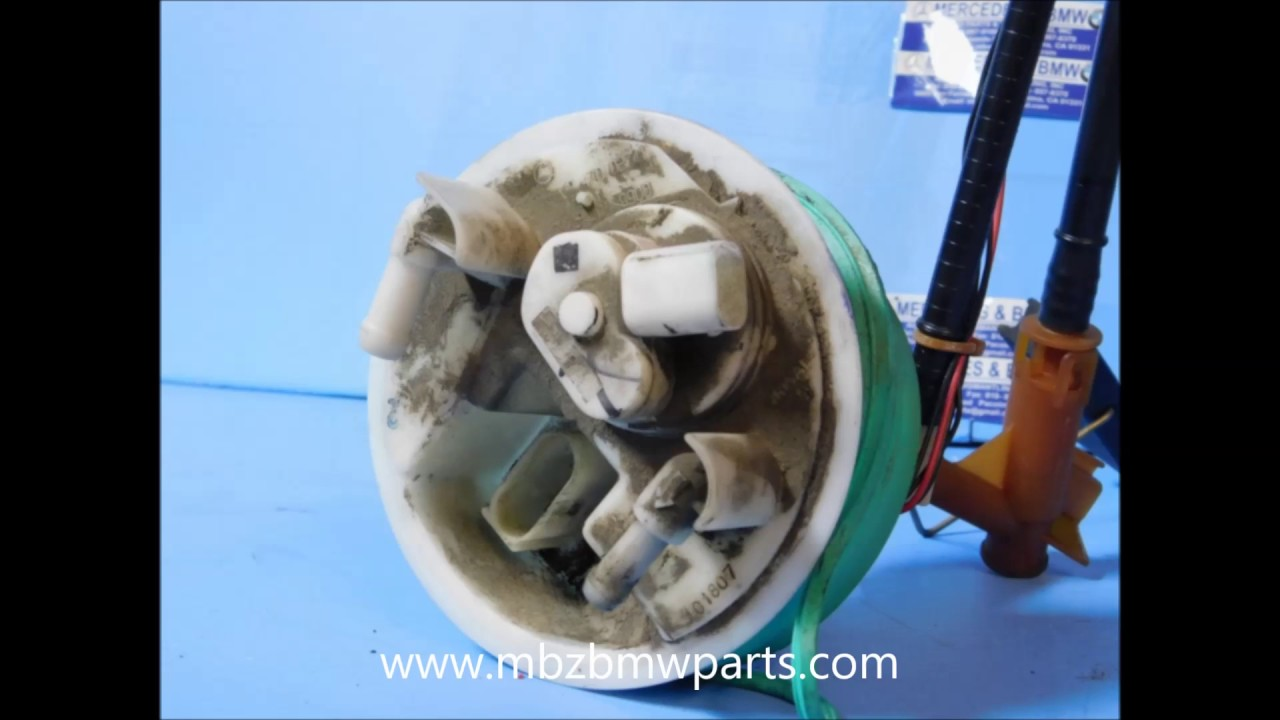 2001 2005 Mercedes C Class Fuel Pump Youtube Wiring Diagram C180