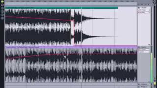 Обучение сведению в Ableton live на русском 3 Ролик