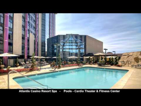 Atlantis Casino Resort Spa Reno Nevada Pools Cardio