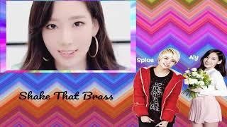[KSE Collab]Amber Ft Taeyeon-Shake That Brass