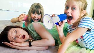 Настя и история забавных детей | Правила поведения для детей