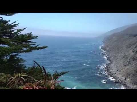 Ragged Point on the California's Big Sur Coast