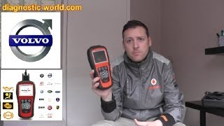 Best Volvo Code Reader & Scanner For Engine ABS Airbags Etc