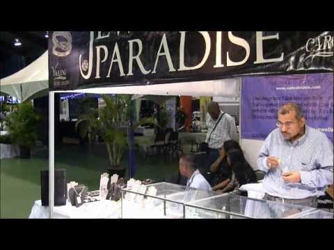 Jewellery Paradise Trinidad and Tobago (Business Expo 2011) TTvids