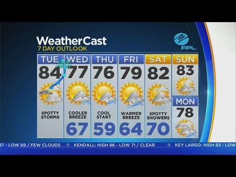 Your CBS4 Forecast For Tuesday 12/4