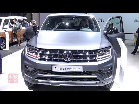 2020 Volkswagen Amarok Aventura - Exterior And Interior - Debut At Geneva Motor Show 2019