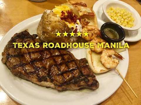 Texas Roadhouse Uptown Mall Bonifacio Global City Taguig Manila by HourPhilippines.com