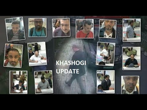 Image result for suspects khashoggi killing