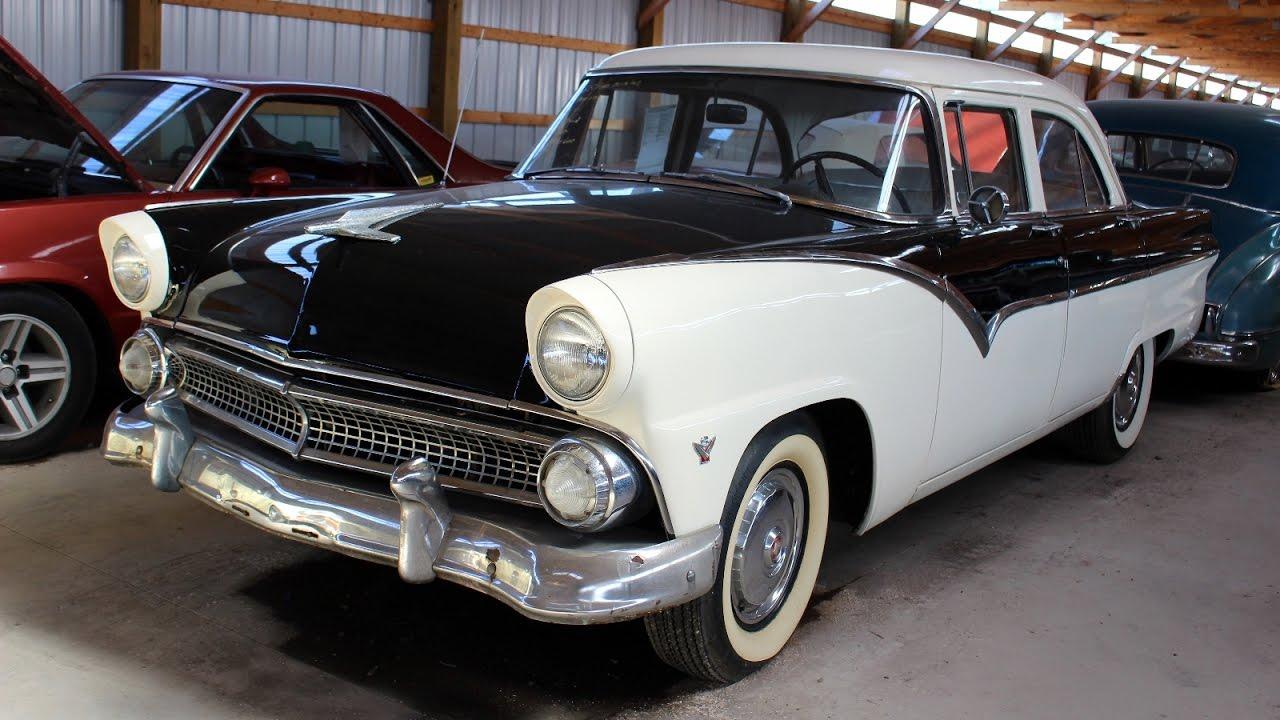 1955 Ford Sedan 272 Y Block V8