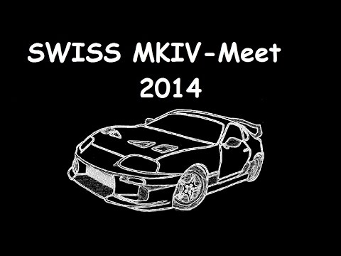SWISS SUPRA MKIV MEET 2014