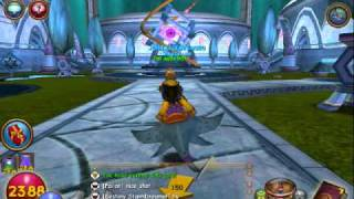 Wizard 101 - District of the Stars Area!