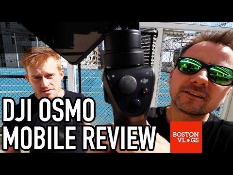 VLOG #217 | DJI OSMO MOBILE REVIEW FUN