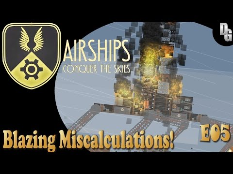 Airships: Conquer the Skies(v7.4) ► Episode 5 ► Devastating In-precision! (Finale)