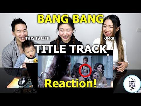Bang Bang Title Track Full Video | BANG BANG | Reaction - Australian Asians