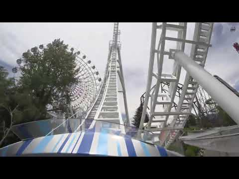 Do-Dodonpa POV - Fuji-Q Highland