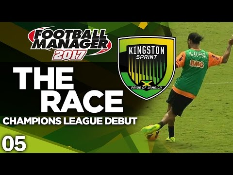 THE RACE: Episode 5: THAT RABONA!. | Football Manager 2017