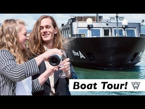 We Tried The Best European River Cruise For Under 40s!  | River Cruise Ship Tour