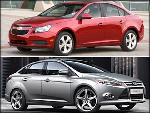new chevrolet cruze vs ford focus at mirak chevrolet boston area chevy dealer youtube. Black Bedroom Furniture Sets. Home Design Ideas