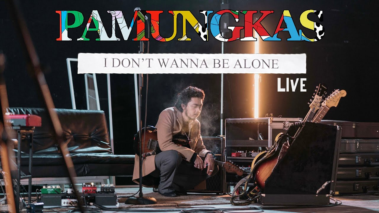 Download Pamungkas - I Don't Wanna Be Alone LIVE