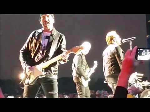 U2 in Seattle May 14, 2017